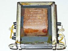 Stancor P-6377 Pri 115/230 Vac Sec 12/24 Vac 4/2 Amp Transformer
