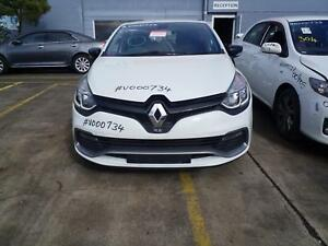 RENAULT CLIO 2014 VEHICLE WRECKING PARTS ## V000734 ##