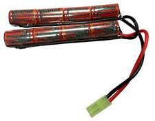 BATTERIE CROSSE CRANE NUNCHUCK NIMH 9.6V 1600 MAH 2/3A VB POWER