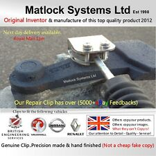 Gear Cable Linkage Repair Clip for Vauxhall Renault Nissan Vans (DIY 60 Seconds)