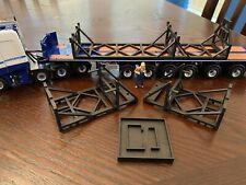 1/50 WSI Liebherr LTM 1750-9.1 Mobile Crane Component Transportation Rack Set