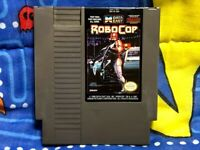Robocop Nintendo NES Tested Clean and Authentic by Data East