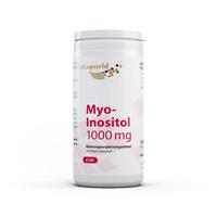 Vita World Myo-Inositol 1000 mg HOCHDOSIERT 120 Kapseln Apotheker-Herstellung