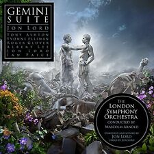 Gemini Suite: Remastered Edition - Jon Lord (2016, CD NUEVO)