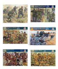Italeri Soldiers 1:72 Scale model Kits Choice of Figures , War games
