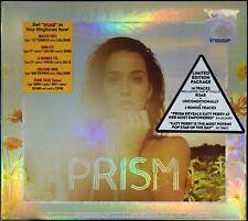 KATY PERRY PRISM MALAYSIA DELUXE FOIL GLOSSY DIGIPAK CD + 3 BONUS TRX RARE NEW