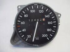 Opel Rekord D Tacho 200 km/h Tachometer W788 1260711 neuwertig generalüberholt