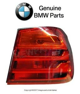 For BMW 428i 435i GC xDrive Passenger Right Outer Tail Light for Fender Genuine