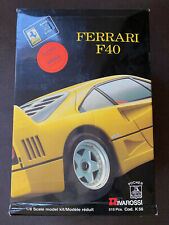 Pocher 1:8 Ferrari F40 Gelb Cod. K56 Bausatz, KIT, MINT, RAR