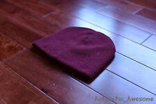 NWT Abercrombie & Fitch By Hollister Men's Turned Up Knit Beanie Toboggan Hats