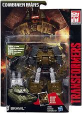 Transformers Generaciones Combinador guerras de lujo clase Brawl figura