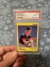 Jeff Bagwell 1990 Star Co. Rookie Card Graded PSA 9