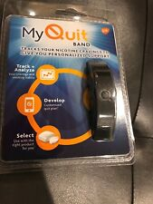 MY QUIT Band (Wearable Technology) Sealed NEW