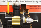 """COX """"KILLER BEE"""" High Performance, 1995 Version, .049 New, Twin Slit Cylinder"""