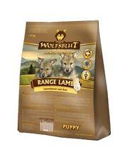 Wolfsblut Range Lamb Puppy 2 kg getreidefreies Welpenfutter