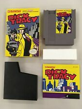 Dick Tracy (Nintendo Entertainment System, Nes, 1990) Cib