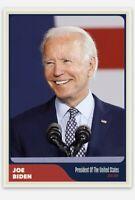 USA NEW JOE BIDEN DEMOCRAT PRESIDENT UNITED STATES 2020 RARE CUSTOM TRADING CARD