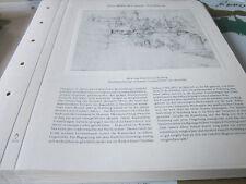 Nürnberg Archiv 1 Stadtbild 1070 Blick Hallertor zur BUrg 1814 Johann Ch. Xeller