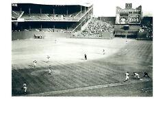 1957 POLO GROUNDS NEW YORK GIANTS 8X10 PHOTO  BASEBALL FOOTBALL USA MLB