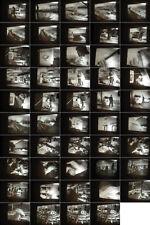 16 mm Film Deutsche Post 1960.Jahre,Hauptpost Hamburg.Ein Brief...Antique Movie