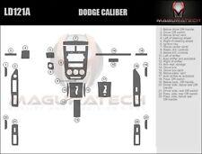 Fits Dodge Caliber 2007-2008 Large Wood Dash Trim Kit