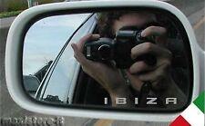 Adesivi Specchietti per Seat Ibiza - Stickers kit