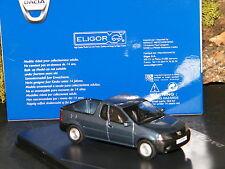 Dacia Logan Pick-up 2008 Bleu Minéral 1/43 ELIGOR