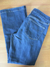 GAP Jeans~Womens Size 4A~Boot Cut~Low Rise~Dark Wash~(GUC)