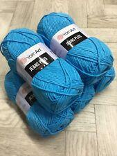 YarnArt Jeans Plus Aran Knitting Crochet Yarn/wool 5 X 100g Balls Postage
