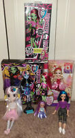 Monster Ever After High Shibajuku Wild Hearts Club Doll Lot NEW and used