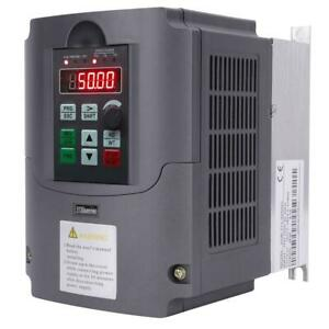 4KW NFLIXIN Variable Frequency Inverter Single Phase to 3-Phase AC220V to AC380V