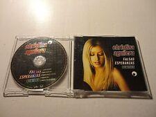 Christina Aguilera Falsas Esperanzas (Remixes) SPAIN IMPORT CD SINGLE POP LATIN