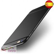UBEGOOD Funda iPhone 6s, iPhone 6 Caso, Carcasa iPhone 6s TPU Funda Anti (Negro)