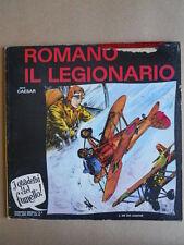 ROMANO IL LEGIONARIO Serie Caesar I Quaderni del Fumetto 1973 [G626] Discreto