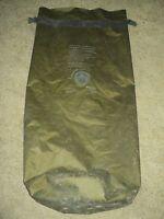 USMC ISSUE SEALLINE ILBE MAIN PACK MAC SACK WATERPROOFING BAG 65L CIF NSN #