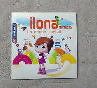 "CD AUDIO MUSIQUE/ ILONA MITRECEY ""UN MONDE PARFAIT"" CD SINGLE 2T 2005 CARDSLEEVE"