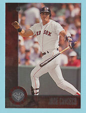 1996 Leaf Jose Canseco Boston Red Sox #64