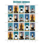 USPS New Mid-Atlantic Lighthouses Pane of 20 <br/> Buy with confidence: Official Postal Store on eBay