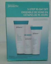 New Proactiv 3 Step Acne Treatment System (90 Day) Set Exp:2021Aug $144.58