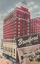 Lam(C) Cape Cod, Ma - Bradford Hotel - Exterior and Interior (Inset) Lobby