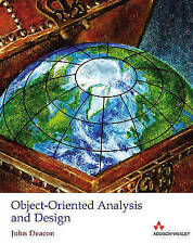 Object-Oriented Analysis and Design by John Deacon