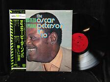Oscar Peterson Trio-Tristeza On Piano-MPS 7011-JAPAN SUPERB