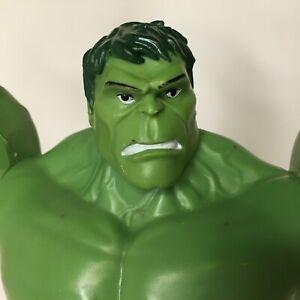 "Marvel Incredible Hulk Action Figure Hasbro 2013 Comic Book Super Hero 11.5"""