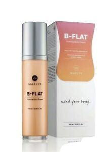 Maelys B-FLAT firming belly cream cellulite/stretch marks,2023 EXPIRY NIB