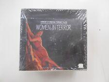 1993 Horror Stories & Terror Tales Women in Terror card box! FACTORY SEALED NOS!