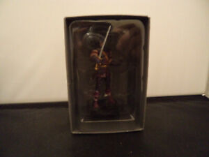 CLASSIC MARVEL FIGURINE COLLECTION  ISSUE 182 SWORDSMAN NO MAG
