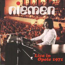 """Niemen:  """"Live In Opole 1971""""  (Vinyl Reissue)"""