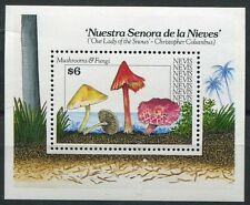 Nevis 1992 BF 46 Funghi   mnh