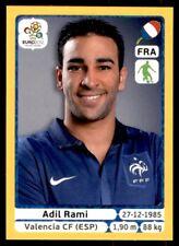 Panini Euro 2012 (Swiss Platinum Edition) Adil Rami (France) No. 465