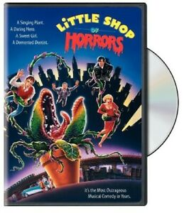 LITTLE SHOP OF HORRORS (1986) (WS) NEW DVD